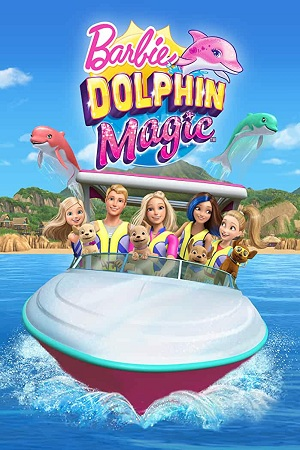 Barbie Dolphin Magic (2017) 250MB Hindi Dual Audio 480p WEB-DL
