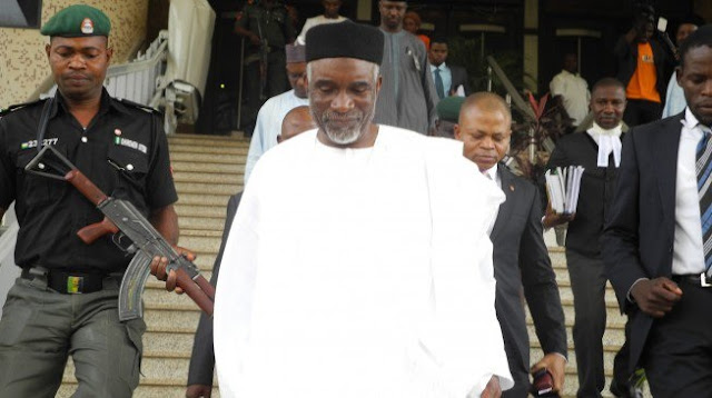 FG to tender evidence of bank accounts used by Nyako to 'launder N29bn'