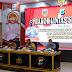 Polda Kalsel Gelar Rakor Lintas Sektoral Kesiapan Pengamanan Natal dan Tahun Baru 2021