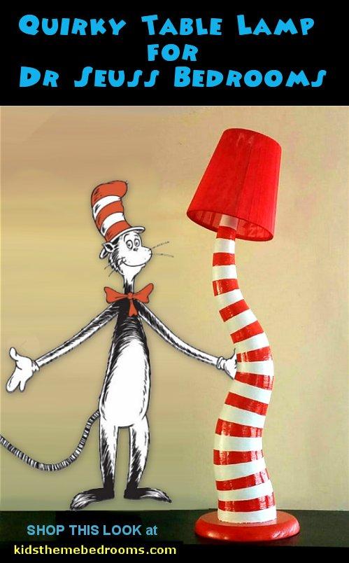 dr seuss table lamp dr seuss bedroom decor dr seuss bedroom decorating  Dr Seuss bedroom ideas - Dr.Suess bedroom decor - Dr Seuss Bedding - dr. seuss nursery  - decorating ideas  cat in the hat theme bedrooms -  Dr Seuss wall decal stickers - DR SEUSS wall mural decal - Dr. Suess playroom ideas - Dr. Seuss Plush Toys