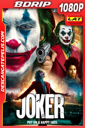 Joker (2019) FULL HD 1080p BDRip Latino – Ingles