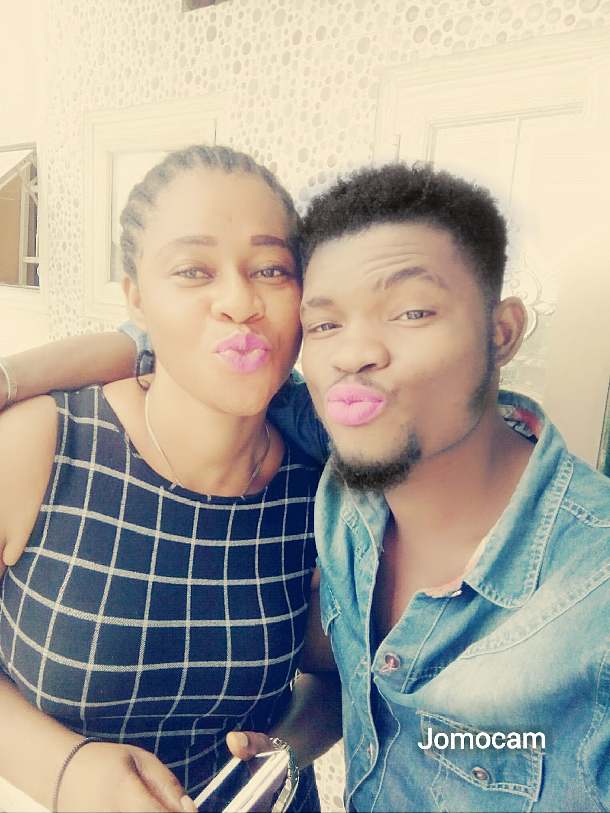 Kingjomo and Chinasa Nollywood