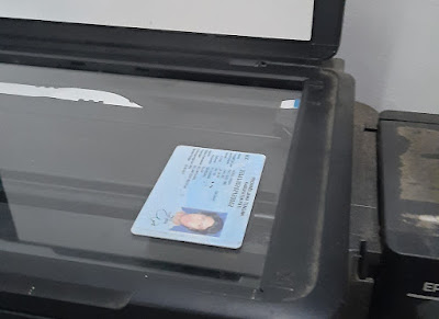 Cara Fotocopy KTP bolak balik dengan Printer