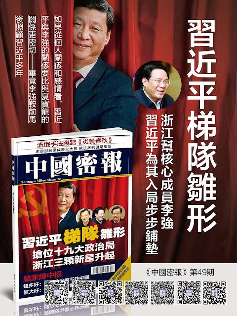 《中国密报》第49期出版,精华将发《明镜邮报》