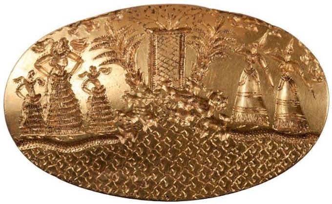 Και όμως ,οι Κρητομινωίτες πλησίασαν την γνώση της « Χρυσής Τομής»