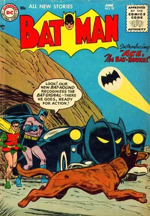 El Bat-Perro, Ace, miembro de la Bat-Familia