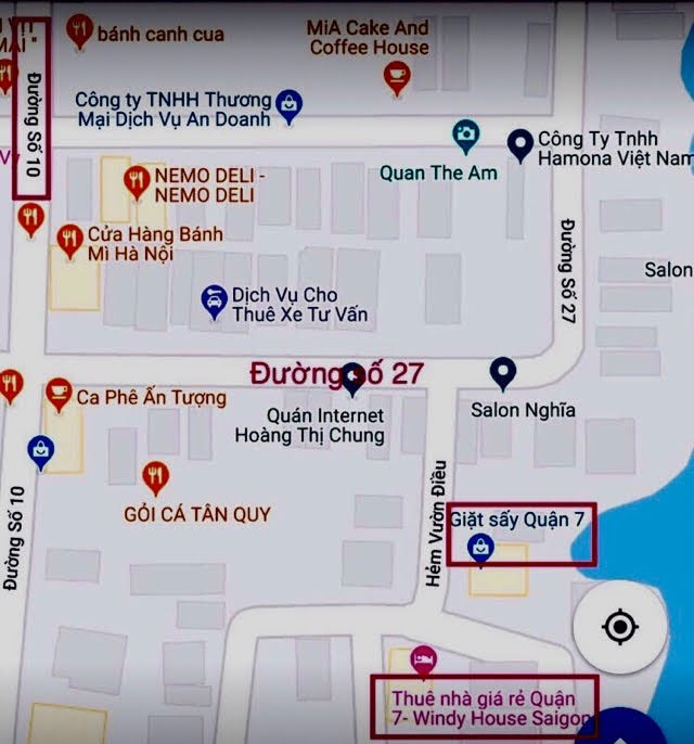 Tìm phòng Quận 7 cho 4 người đi làm 4 triệu gần Lotte Mart