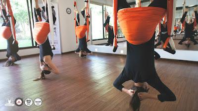 yoga, columpio, hamaca, trapeze,swing, balancoire, acro