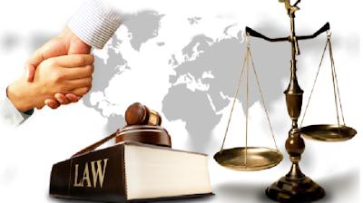 Penggolongan Hukum Menurut Tempat Berlakunya, Pembagian Hukum Menurut Tempat Berlakunya,