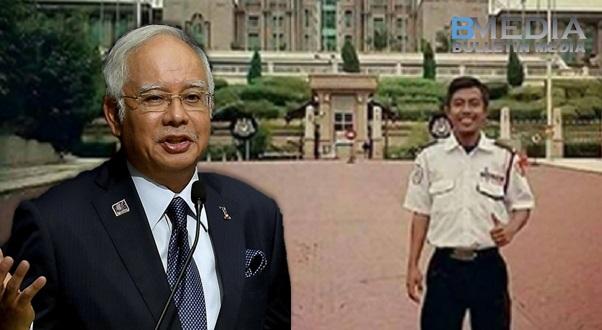 Diupah Untuk Membunuh Najib, 'Pak Guard' Tampil Mohon Maaf