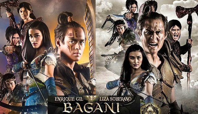 "Watch the Adventurous and Fantaserye of LizQuen's  ""Bagani"" Trailer"