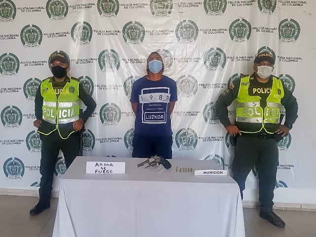 hoyennoticia.com, Enfrentamiento a bala con la Policía deja un herido
