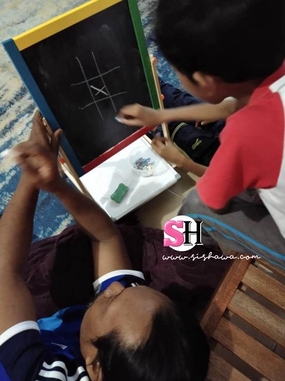aktiviti semasa pkp untuk anak-anak