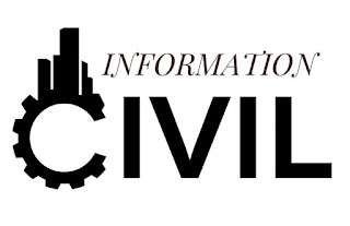 Information civil logo image