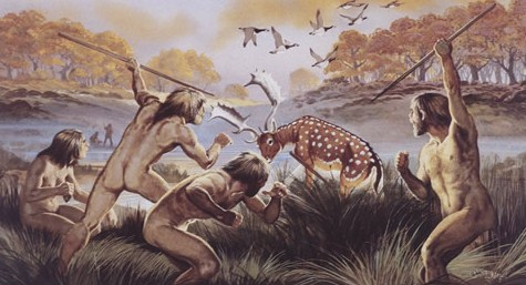 Masa Berburu Dan Mengumpulkan Makanan