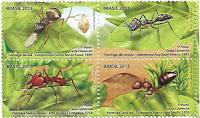 Selo Formigas do Brasil