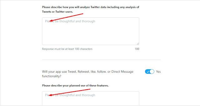situs mendapatkan API Key Twitter dengan mudah yaitu dengan daftar API Key Twitter