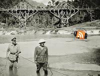 El Puente sobre el río kwai (1957) - Cine para invidentes