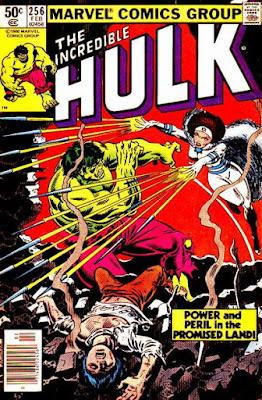Incredible Hulk #256, Sabra