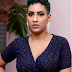 Juliet Ibrahim stuns as she cuts her hair,dyes it green