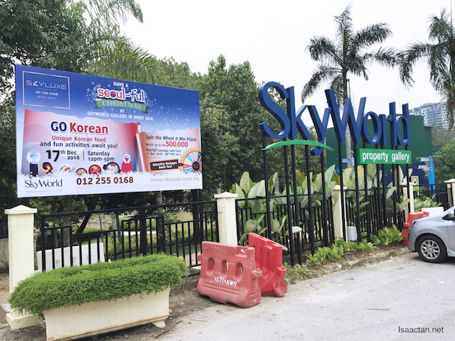 GO Korean @ SkyWorld Property Gallery, Bukit Jalil