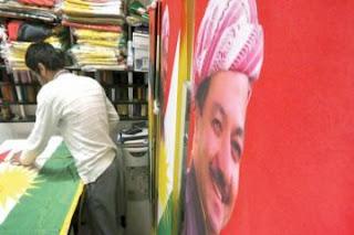 """حركة التغيير الكردية : طرح الاستفتاء """"ألعوبة"""" للتستر على فساد برزاني"""