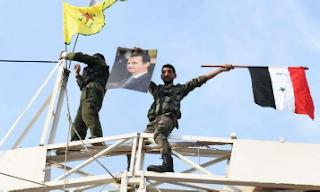 """""""نظام الأسد"""" يرضخ لشروط ميليشيا """"قسد"""""""