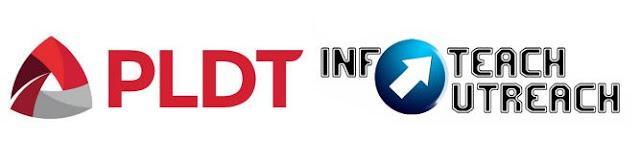 PLDT Infoteach Outreach Logo