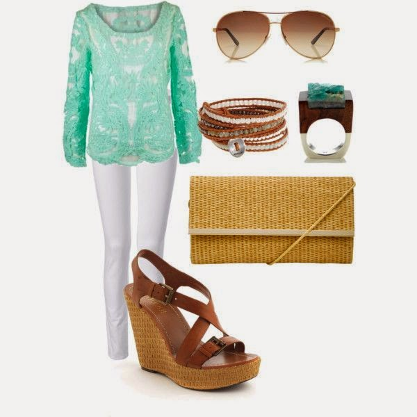 Outfit Mint