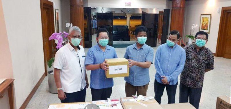 Dengan PCR Singapura, Rudi Targetkan Pemeriksaan 2.065 Sampel Sepekan