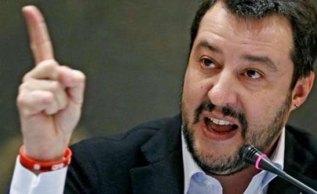 Σαλβίνι: Μην διανοηθούν να μας στείλουν τρόικες