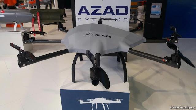 الدرون المروحي اللوجستي PEGASUS-120  suicide drone Loitering munition UAV