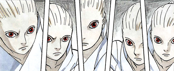 Foto dan Fakta tentang Shin Uchiha