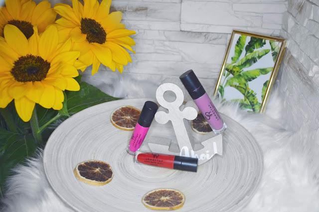 Golden Rose podkład Total Cover 2w1, Velvet matte, Matte lipstic, longstay lipstic