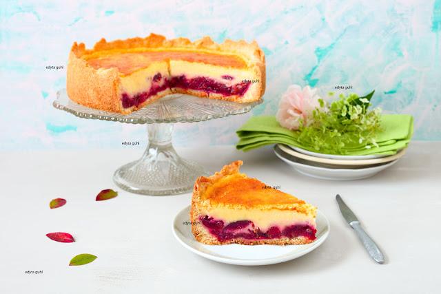 http://dolcevitainmykitchen.blogspot.com/2019/09/ciasto-ze-sliwkami-i-kremowa-polewa.html