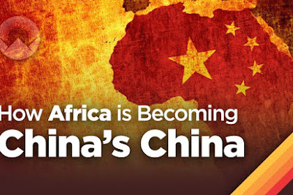 Bagaimana Afrika Jadi Koloni China