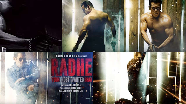 Radhe: Your Most Wanted Bhai Full Movie Download Tamilrockers