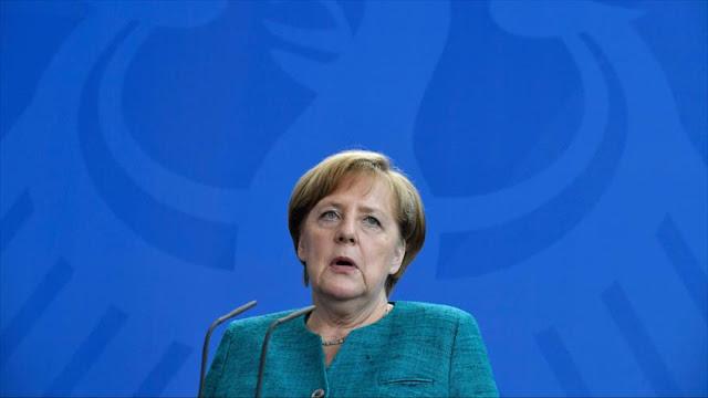 Berlín amenaza: Responderá si sanciones de EEUU a Rusia le afectan