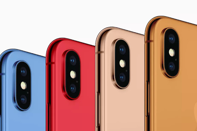 Apple Might Launching New iPhones in Blue, Orange, and Gold colors
