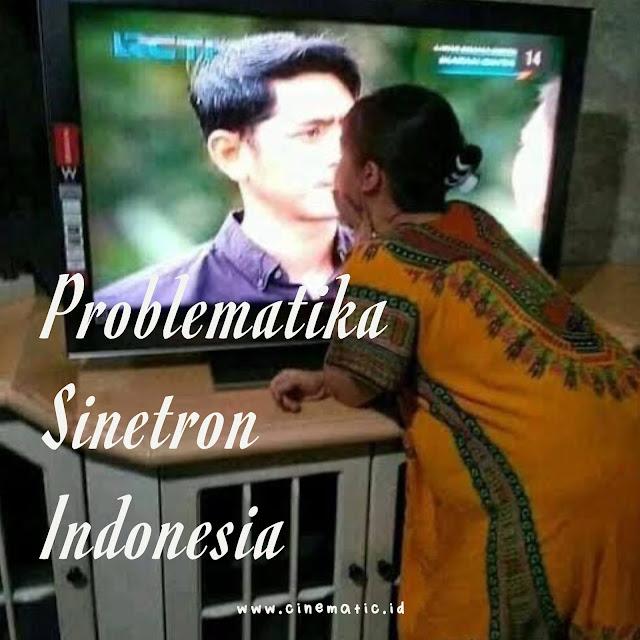 Problematika sinetron indonesia
