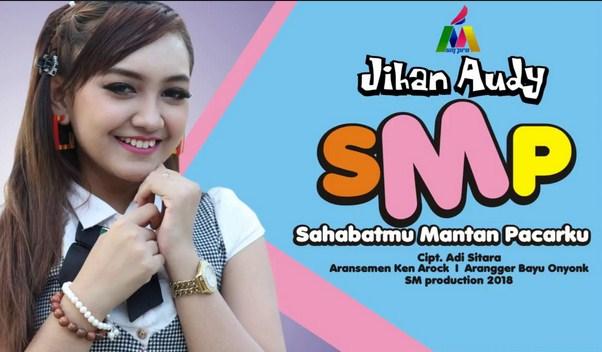 Single Lagu Terbaru Jihan Audy SMP ( Sahabatmu Mantan Pacarku )