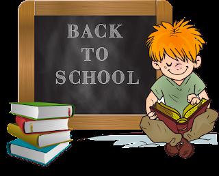 3 segnalibri DIY con nappine e materiali di riciclo - banner back to school - MLI