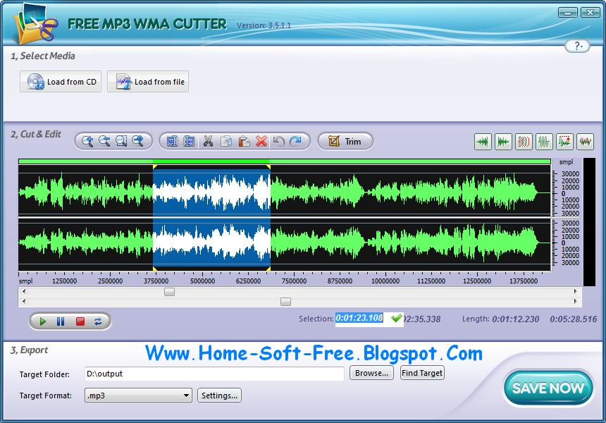 تحميل free mp3 cutter