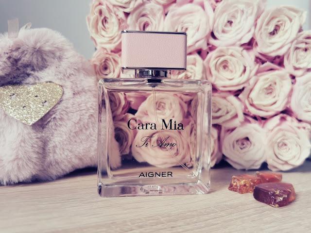 Cara Mia Ti Amo má romantický flakón