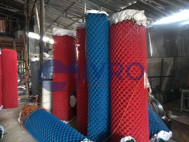 Pabrik Kawat Harmonika PVC Indonesia