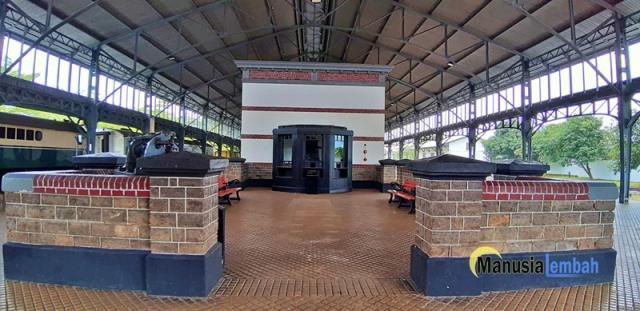 sejarah museum kereta api ambarawa