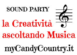 Sound Party : www.mycandycountry.it