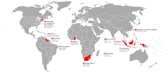 Image result for Dutch colonies in Caribbean