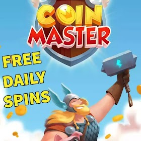 12-03-2021 - Coin Master Free Spins Link for Today Blogspot - No Human Verification Links