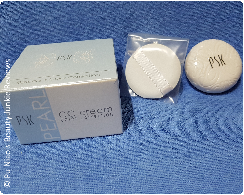 PSK's Color correction CC Cream